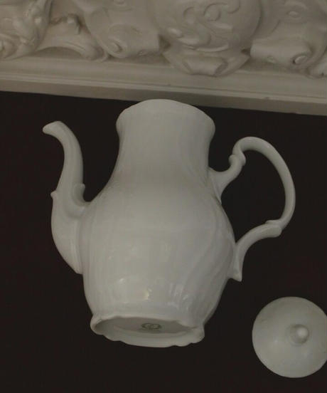 "VTG  ""Bernadotte"" czech's  tea pot"