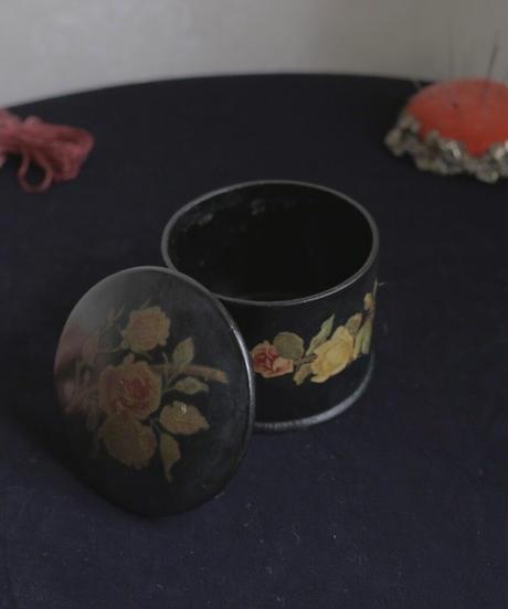 ATQ hand painted wood box