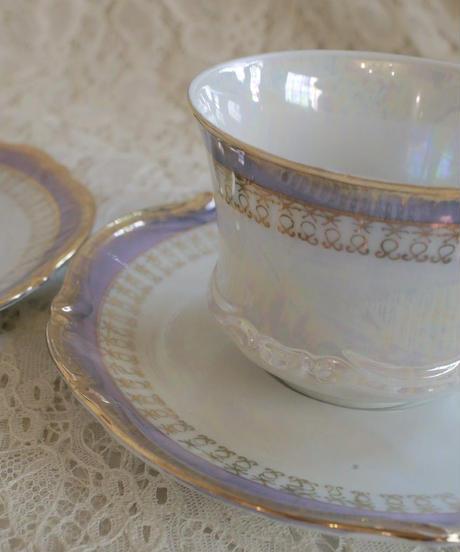 VTG aurora purple cup&s