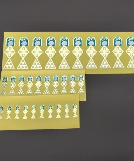 SASシール (SAS Stickers)