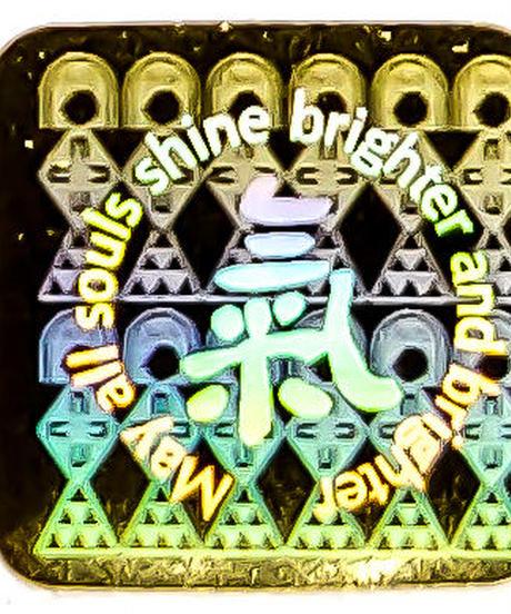 氣ホログラムシール (Ki Hologram Stickers)