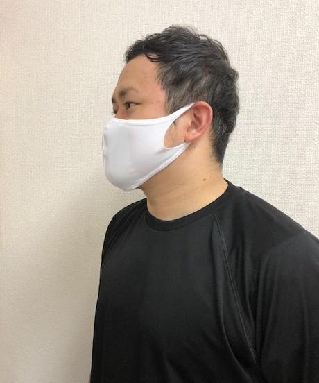 武道用(柔道・剣道)マスク(白)