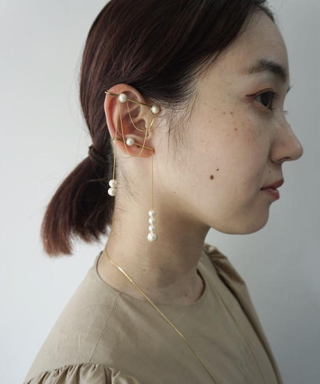 [Shapes collection-2]  ER-007 ( For Right Ear / 右耳用 )