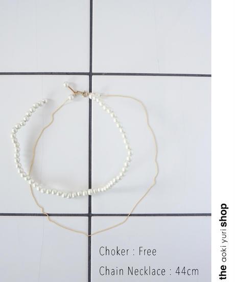 【com 1st Anniversary】Choker set