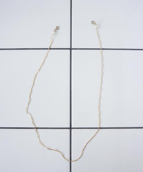 【com 1st Anniversary】Mask Necklace ③ (set of 3)