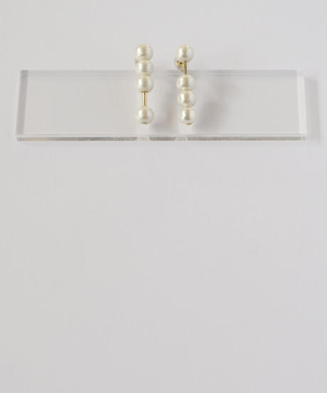 [Shapes collection-2]  ER-001 ( セット売り/ 2pcs set )