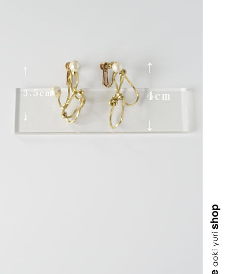 【Now-a-days series】[05] ER-001 / set of 2