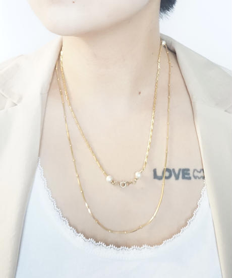 【com 1st Anniversary】Mask Necklace ②