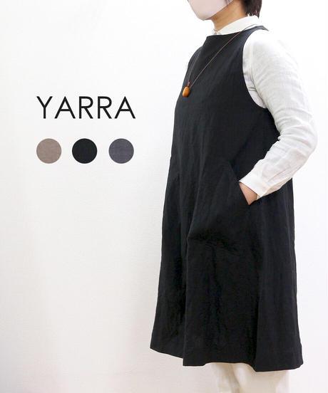 YARRA リネンポケットジャンスカ