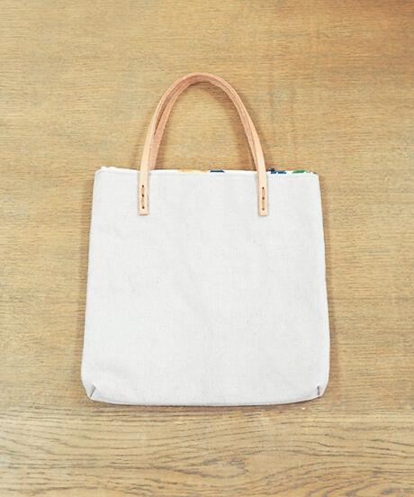 れんげの家 帆布トートバッグ(ぺたんこミニトート)※クーポン使用不可