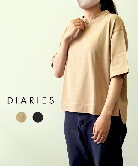 DAIRIES ハーフスリーブTシャツ