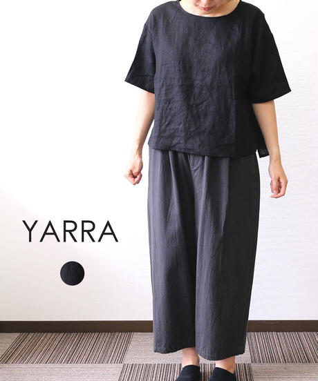 YARRA  東炊きコットンパンツ