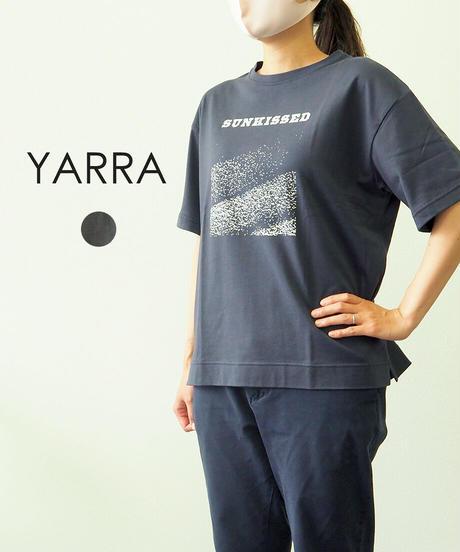 YARRA     プリントTシャツ