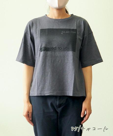 YARRA PHOTOプリントTシャツ