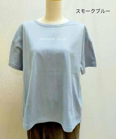 HEAVENLY  プリントTシャツ「mennä ulos」