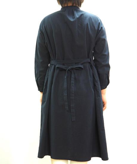 HEAVENLY コットンリネン ドレスシャツ ワンピース