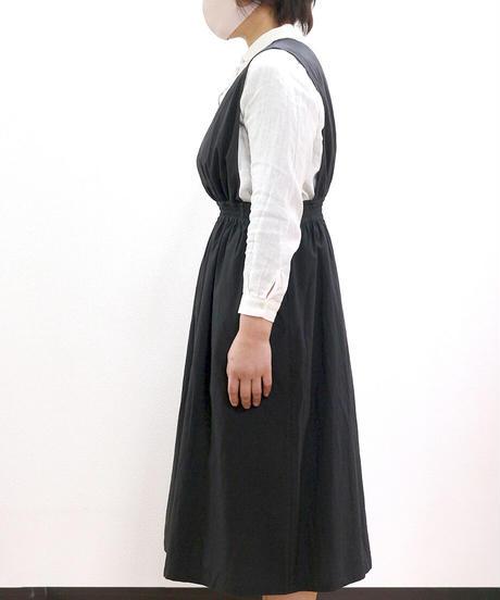 YARRA コットンジャンパースカート