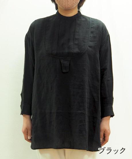 HEAVENLY   リネン プルオーバー ドレスシャツ
