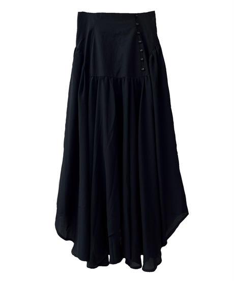 AR202SK0504 イソザイコンビロングスカート