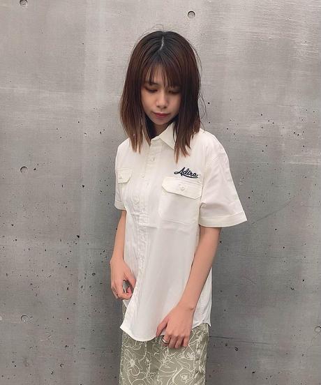 AR213SH0702 ユニセックスT/Cワークシャツ