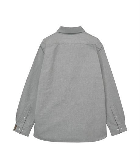 AR212SH0403 ユニセックスプードルシャツ