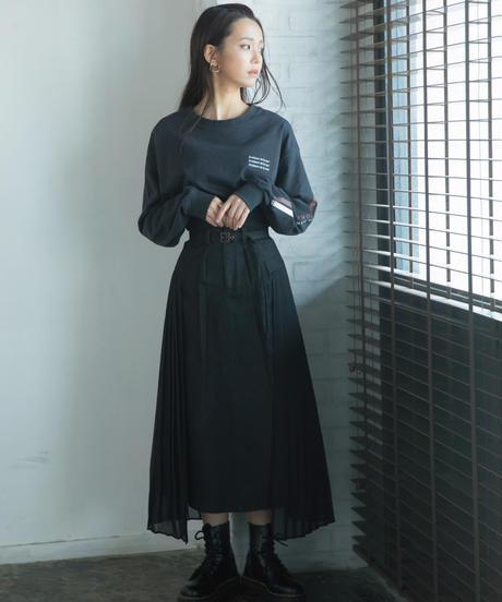 AR203SK0902 サイドプリーツスカート