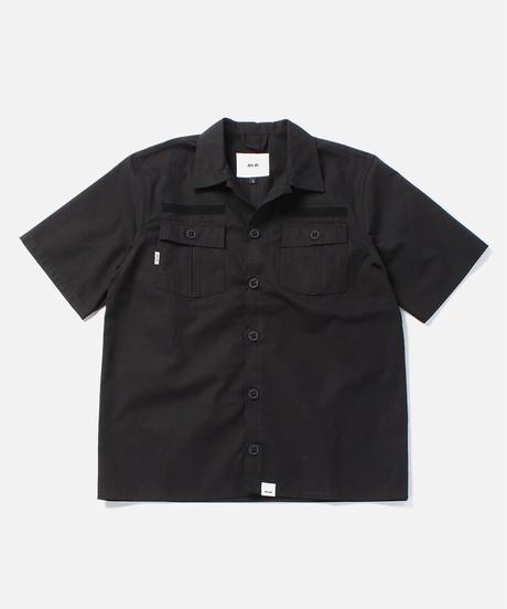 UTILITY SHIRT (BLACK)
