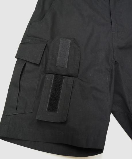 COMBAT SHORT (BLACK)