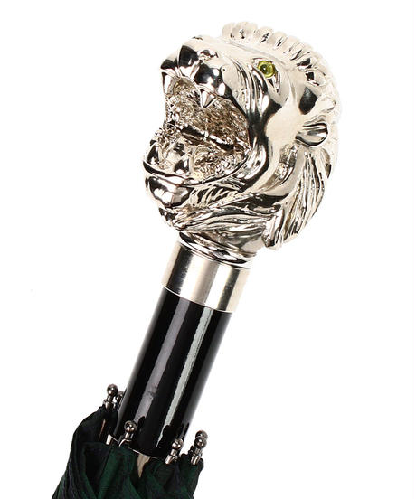 Telescopic/small TL13 Lion Head Nickel(PATTERN)