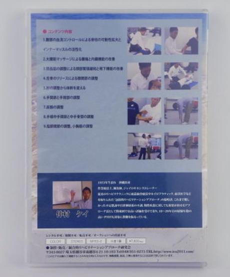 機能障害の治療が出来る作業療法士(統合的リハビリテーションアプローチ研究会DVD講座) 仲村ケイ