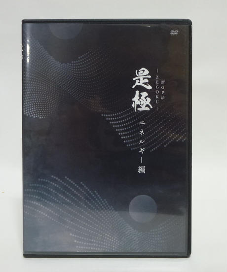 購入者限定 新GP法 -ZEGOKU- 是極 エネルギー編 伊藤哲