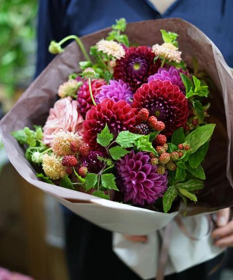 季節の花束 -M-