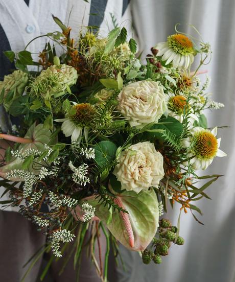季節の花束-L-