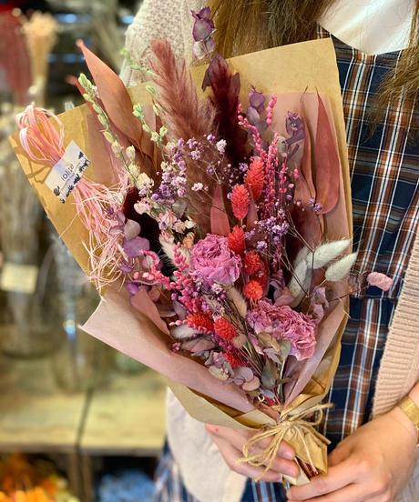 ピンク+any color Lサイズ