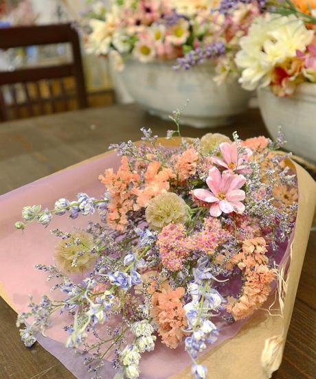 ピンク+any color Mサイズ