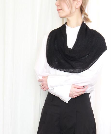 ◆即納◆Rubidea[ルビデア] スヌード・ケープ3 / ブラック