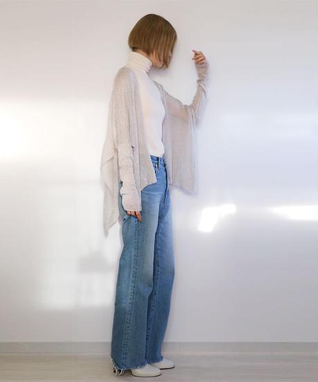 ◆即納◆Alwaid[アルワイド] オールカバー袖付きストール / グレー系1
