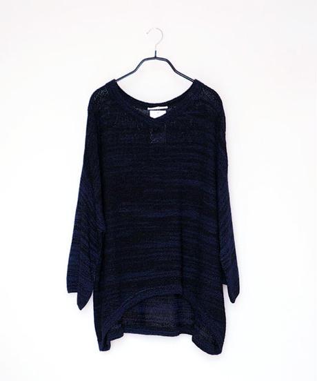 ◆即納◆Tarazed[タラゼド] ボクシー・セーター6 / ブルー系1 / Mサイズ