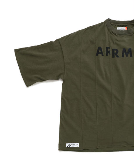 ARMED WIDE SHIRT c/#2 OD