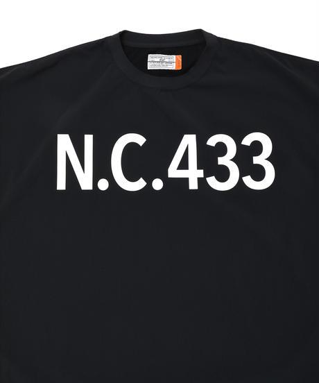 N.C.433 L-SLEEVE # c/ BLACK