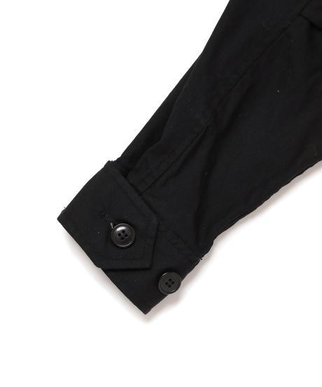 JUNGLE-FATIGUE WIDE SHIRTS # c/BLACK