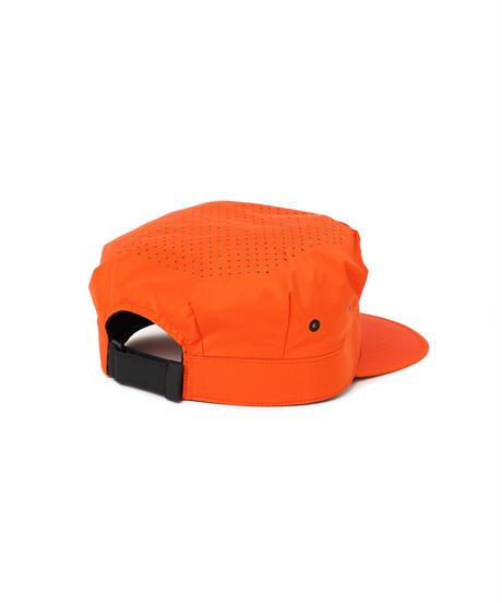 PUNCHING-HOLE BDU CAP # c/ORANGE