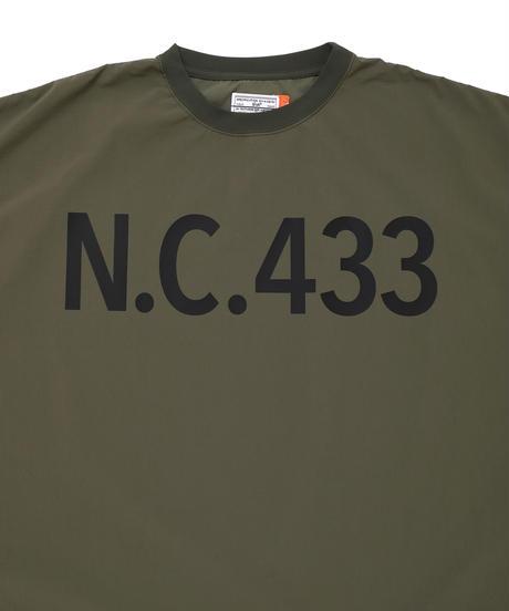 N.C.433 L-SLEEVE # c/ KHAKI