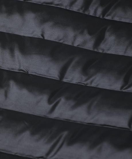 AIR-FIBRE WIDE LONG SHIRTS # c/BLACK