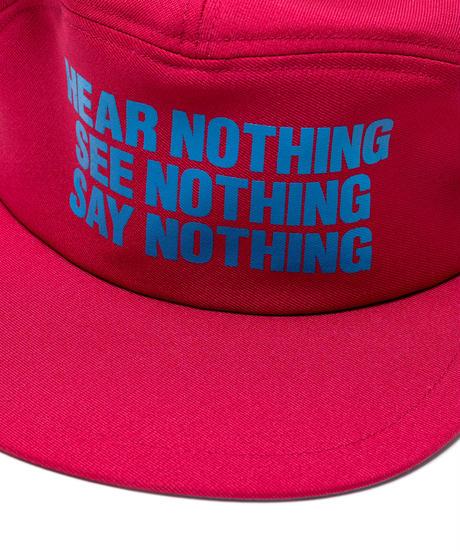 aka: HN.SN.SN. WORKING CAP / col: CRIMSON RED