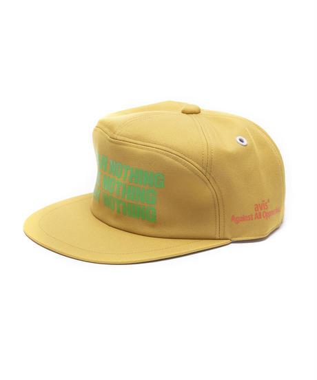 aka: HN.SN.SN. WORKING CAP / col: GOLDEN YELLOW
