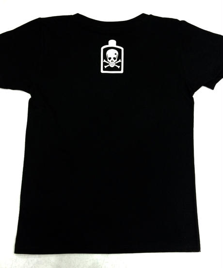 スカルシャンプーTシャツ