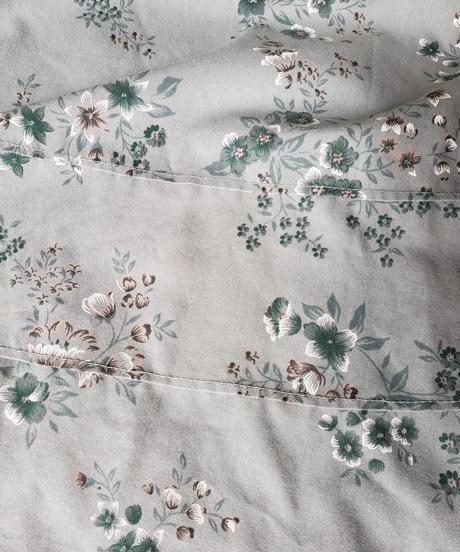 【Seek an nur】Flower Long  Dress