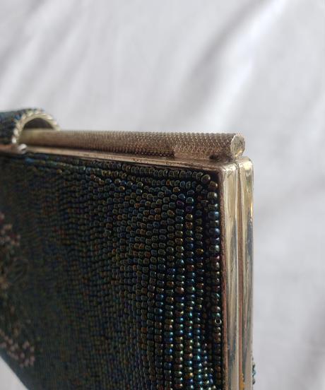 70's Beads Clutch Bag