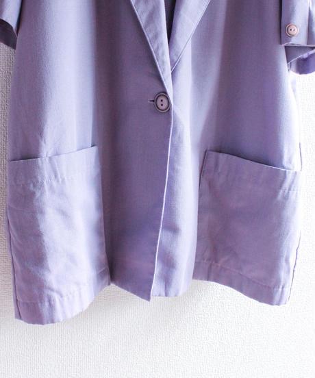 【Seek nur】Lavender Light Jacket